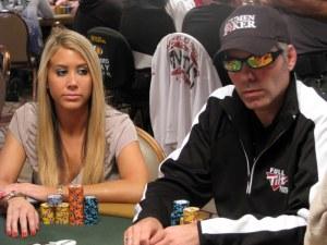 Lauren Kling and Pat Ricci